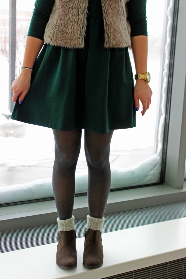 4 Green Dress-3rd way